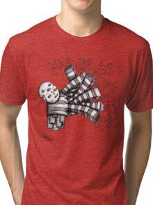 Pollution Monster Tri-blend T-Shirt