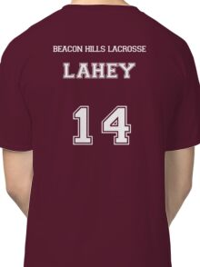 Beacon Hills Lahey - White Classic T-Shirt
