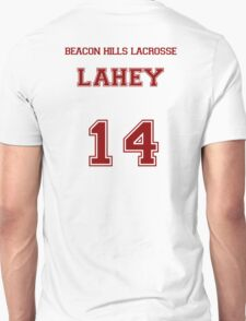 Beacon Hills Lahey - Red Unisex T-Shirt