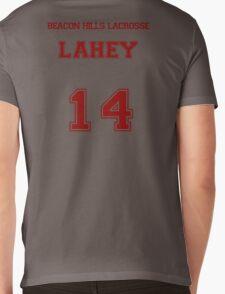 Beacon Hills Lahey - Red Mens V-Neck T-Shirt