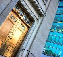 Doors of Gold by Christopher Herrfurth
