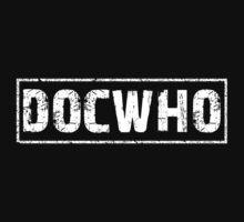 DOCWHO Kids Clothes