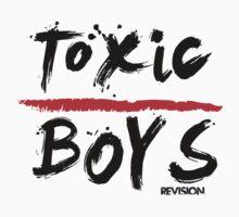 Toxic Boys Tee :D by Melanie Andujar