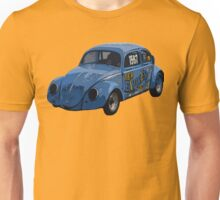 VW Beetle Dragracer Unisex T-Shirt