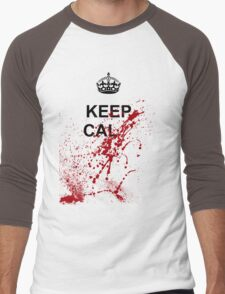Keep Cal Men's Baseball ¾ T-Shirt