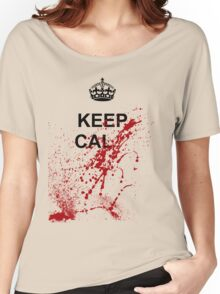 Keep Cal Women's Relaxed Fit T-Shirt