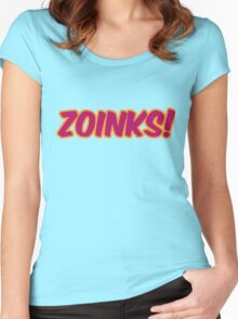 Zoinks Women's Fitted Scoop T-Shirt