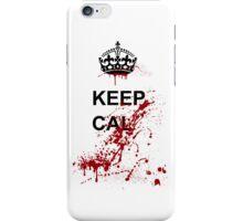 Keep Cal iPhone Case/Skin