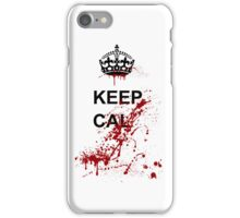 Keep Cal iPhone Case/Skin