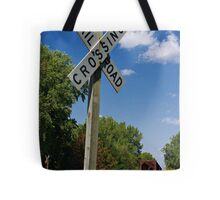 Summer Crossing Tote Bag
