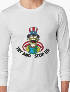 Try us Long Sleeve T-Shirt
