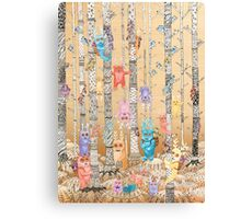 Bugaboo Forest Canvas Print