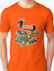 Dino Rockers Babies T-Shirt