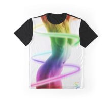Rainbow Bodyscape Graphic T-Shirt