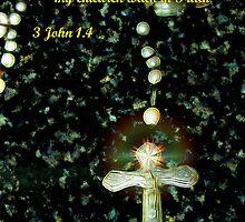 3 John 1.4 by PALLABI ROY