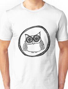 Owl number 11 Unisex T-Shirt