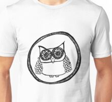Owl number 11 Unisex T-Shirt