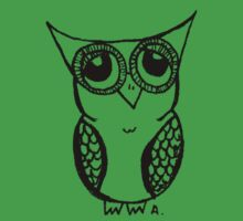 Owl number 20. Kids Clothes