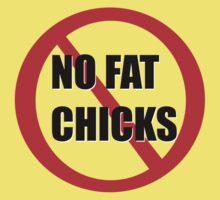 No fat chicks by Collinski