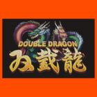Double Dragon Logo T-shirt. (All Colors) by OriginalO