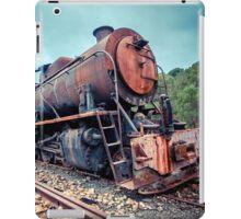 Steam Engine Rusting iPad Case/Skin