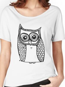 Owl number 10 Women's Relaxed Fit T-Shirt
