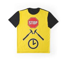 Stop Hammer Time Graphic T-Shirt