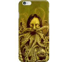 Cthulhu Girl iPhone Case/Skin