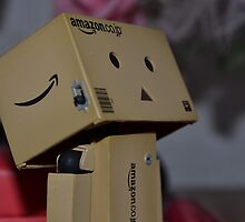 """""""What is that?"""" - Danbo! by Prettyinpinks"""