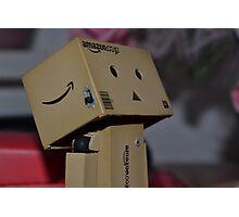 """What is that?"" - Danbo! Photographic Print"
