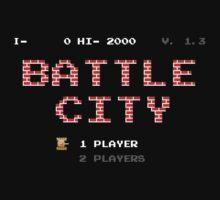 Battle City by ElectricHuman