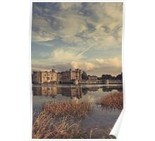 Leeds Castle England Poster