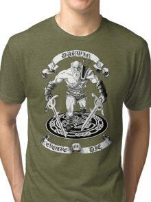 EVOLVE OR DIE! Tri-blend T-Shirt