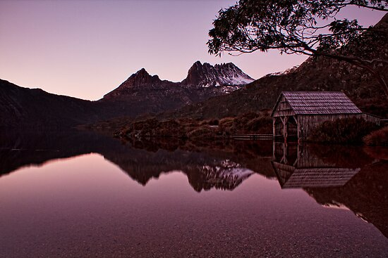 Perfect Morning_Cradle Mountain by Sharon Kavanagh