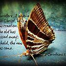 2 Corinthians 5:17 by mariatheresa