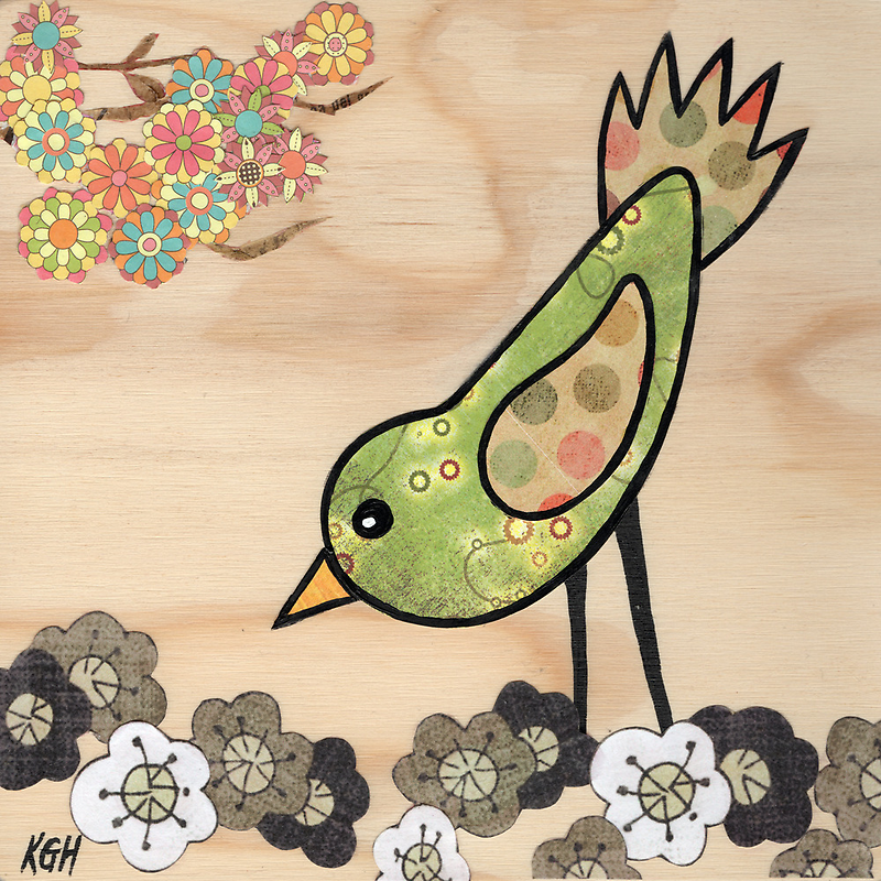 Spring #5 by Kelly Gatchell Hartley