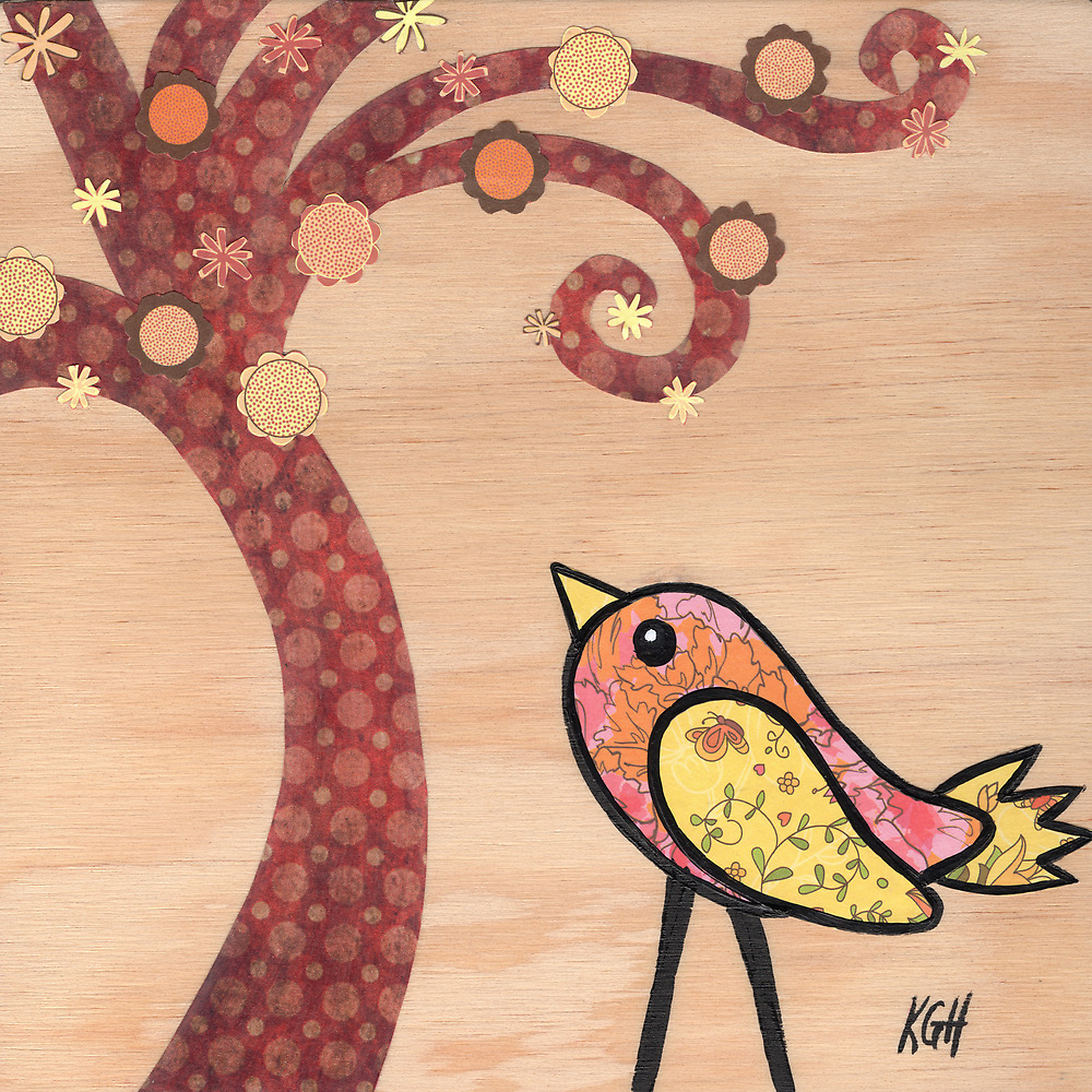 Spring #9 by Kelly Gatchell Hartley