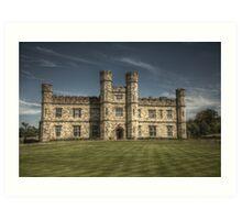 Leeds Castle England Art Print