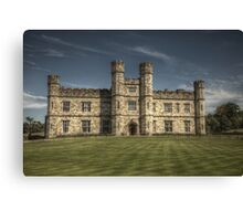 Leeds Castle England Canvas Print