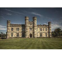 Leeds Castle England Photographic Print