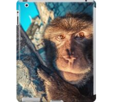 Cheeky Monkey! iPad Case/Skin
