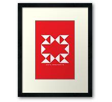 Design 182 Framed Print