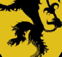 Lannister Racing Sticker