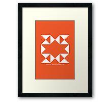 Design 184 Framed Print