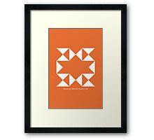 Design 185 Framed Print