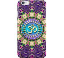 Mandala Energy Spiritual OM iPhone + iPod Case iPhone Case/Skin