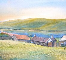 Gunnista, Bressay by Redbarron
