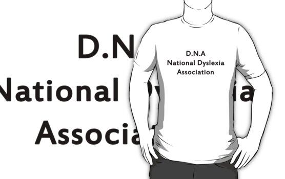 DNA- National Dyslexia Association  by NickHKR