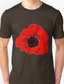 Poppy flower Unisex T-Shirt