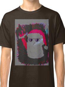 Christmas - the pink Santa Claus Classic T-Shirt